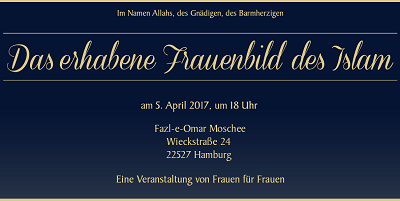 Einladung Hamburg 05. April 2017